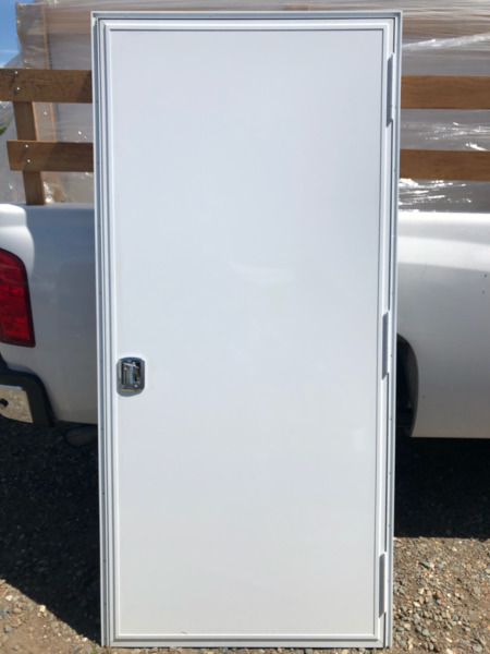RV Travel Trailer 5th Wheel Entry Door 36quot; x 80quot; $269.99