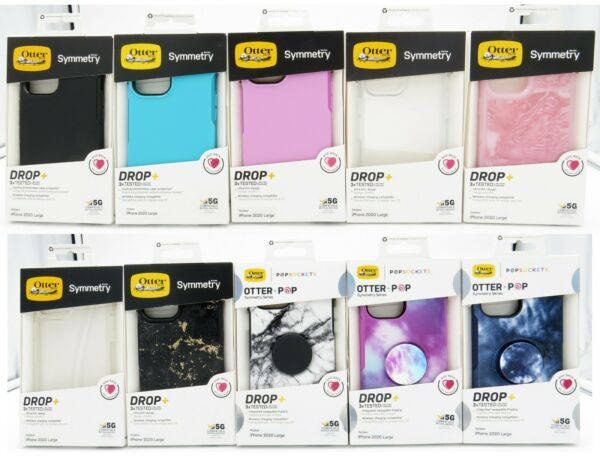 Otterbox Symmetry Series Case for the iPhone 12 Pro Max 6.7quot; Authentic In Retail