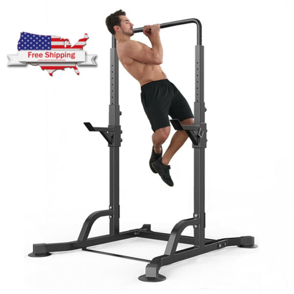 10%OFF Multifunctional Squat RackPulls Up Bench Press Machine Fitness Home Gym $179.10
