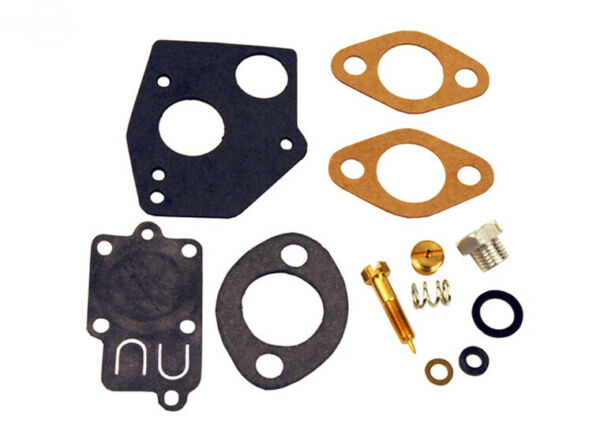 Carburetor Rebuild Kit For Briggs amp; Stratton 130202 to 130293 # 495606 494624 $6.65