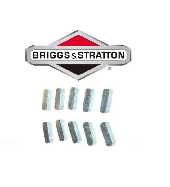 Flywheel Key For Briggs And Stratton 61760 222698 222698S 10 PACK $6.95