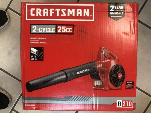 craftsman 25cc gas blower B210