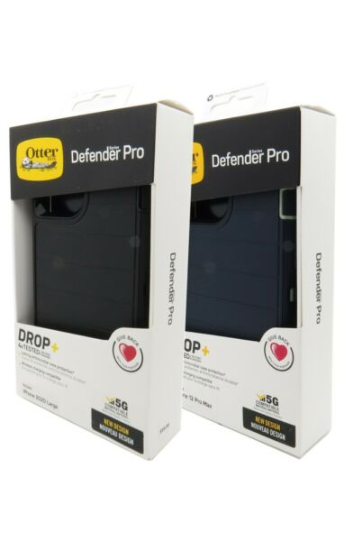 Otterbox Defender Pro Series Case for the iPhone 12 Pro Max Authentic In Retail