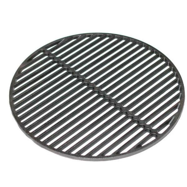 Aura Outdoor Products 18 in Cast Iron Grill Grate for Large Kamado Grills