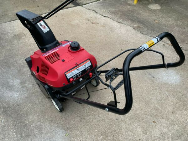 Honda Snow Blower HS520 Single Stage Gas Powered