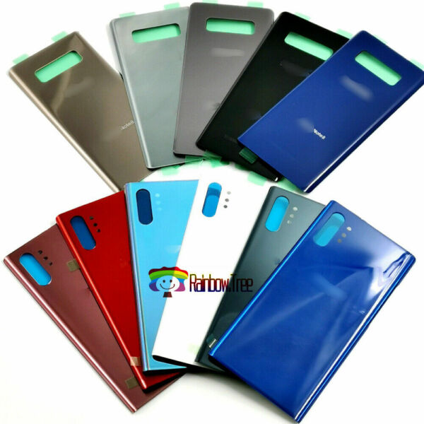 Back Glass Rear Door Cover For Samsung Galaxy Note 8 Note 9 Note 10 Note 20 US $9.99