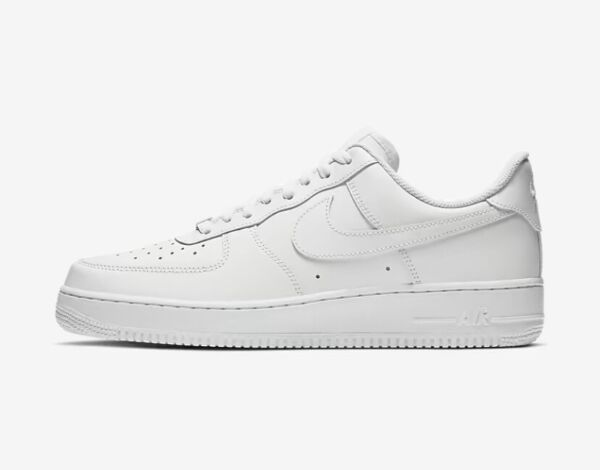 Nike Air Force 1 Low Triple White '07 315122 111 Brand New Sizes 9.5 12.5 $117.50