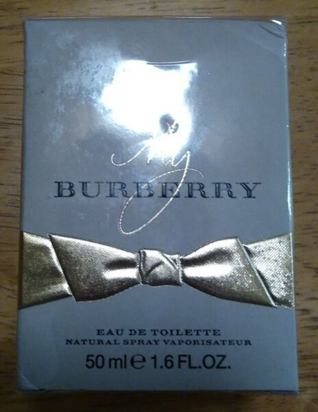 My Burberry For Women by Burberry EDT Spray 1.6 oz 50 mL NEW $29.99
