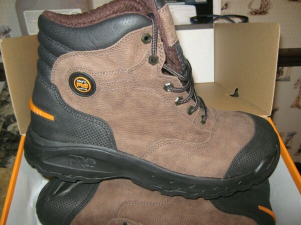 Timberland Work Boots Steel Toe $109.99