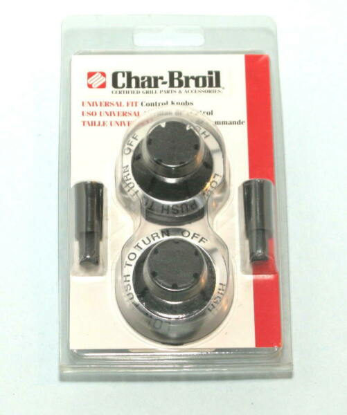 Char Broil Universal Fit Control Knobs New Free Shipping