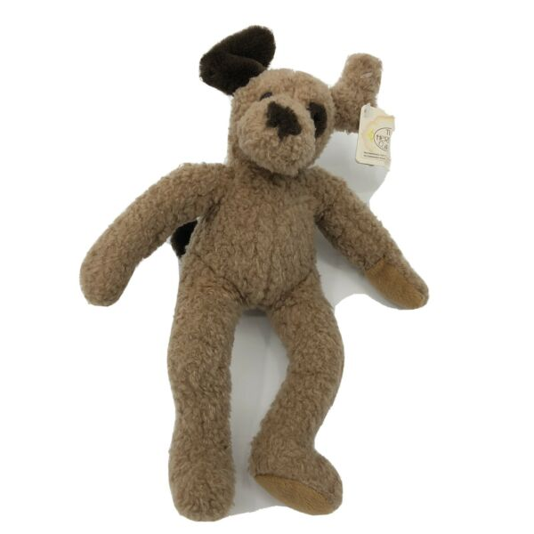 Heritage Collection Ganz Plush Stuffed Animal Dog with Eye Patch Fitzgerald 1992 $29.99