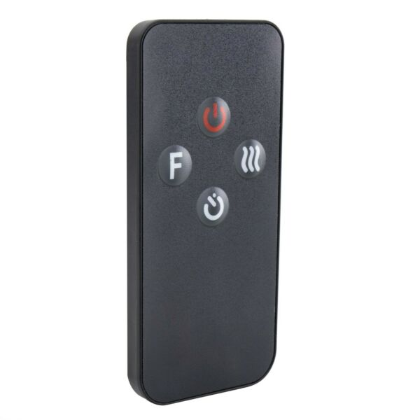 RV Replacement Fireplace Remote Control for RecPro Curved Fireplace