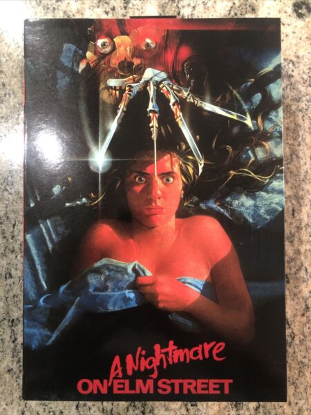 NECA FREDDY 7quot; ULTIMATE FIGURE A NIGHTMARE ON ELM STREET 30TH ANNIVERSARY NEW