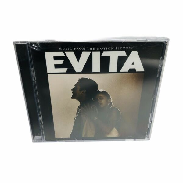 EVITA Music From The Motion Picture Soundtrack CD New Madonna
