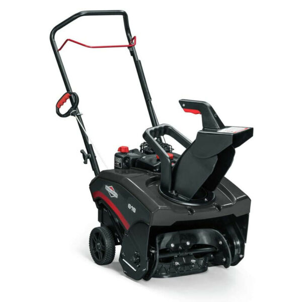 Briggs amp; Stratton 18 in. 127 cc Single Stage Gas Snow Blower