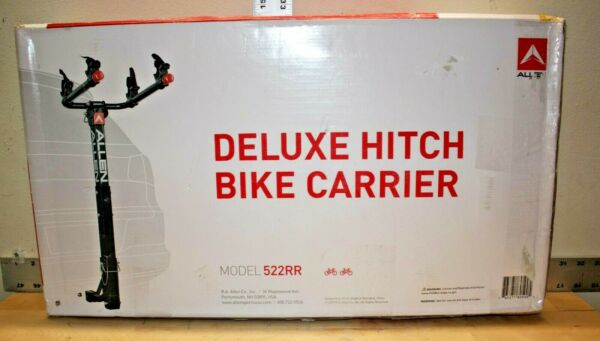 Allen Deluxe Hitch 2 Bike Carrier for 1 1 4 in. and 2 in. $63.99
