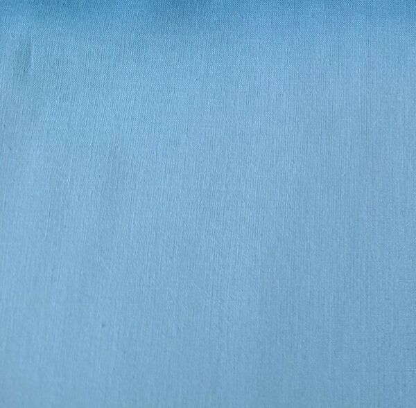 BTY X 44quot;W New Kona Light Blue Solid Fabric Quilting Sewing Crafting