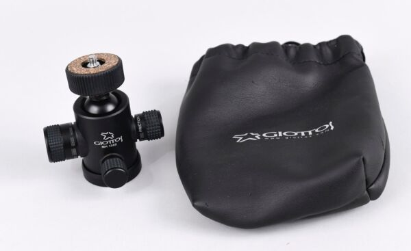 Giotto MH 1302 ball tripod head