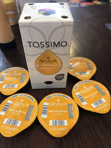 Gevalia Kaffe Morning Roast Coffee T Discs Tassimo Brewing Systems Must Read
