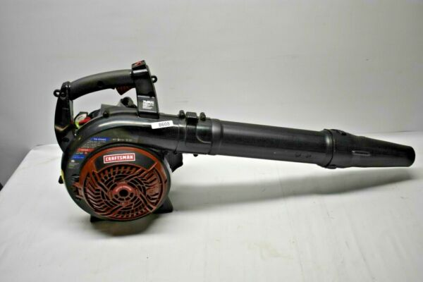 Craftsman 79177 Full Crank 27cc 2 Cycle Engine Gas Blower Blower Only