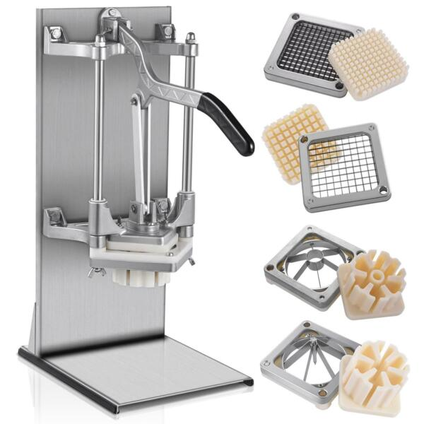 Commercial Vegetable Fruit Chopper Blade Food Dicer Kattex French Fry Cutter US
