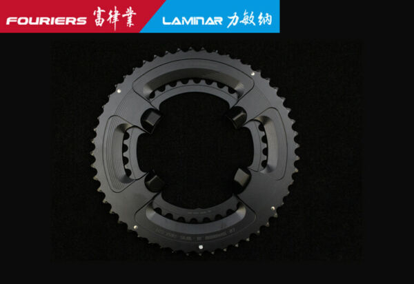 FOURIERS BCD110 Double Bike 34 50T Chainring For Shimano ULTEGRA FC R8000 black $101.64