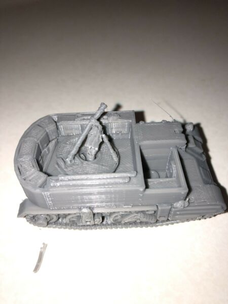 Universal Carrier 3 Inch Mortar $7.00