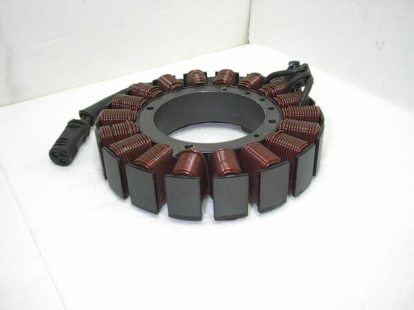 Used Harley Stator Assembly 3 Phase 50 Amp 29987 06D Magneto $45.00