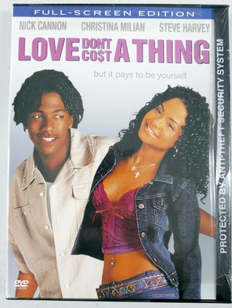 Love Don#x27;t Cost a Thing DVD Cannon Milian Harvey $14.95