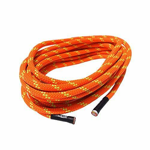 QIQU 7mm Climbing Accessory Cord Rope Cordage Line for Outdoor in 20 ft and 40 f $16.11