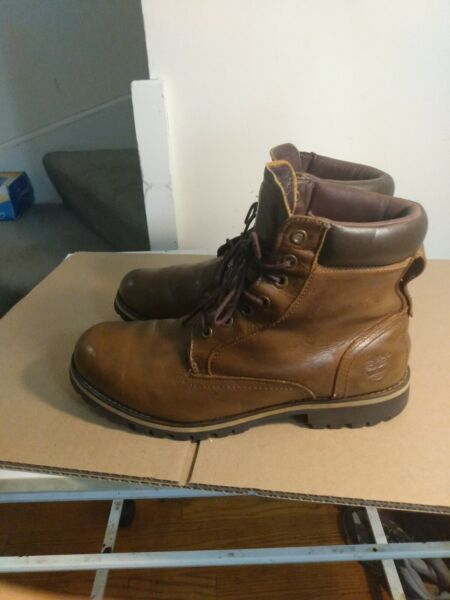Men#x27;s Timberland Work or Casual Boots Size 10.5 $35.00