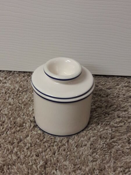 Le Bistro Butter Bell Crock Butter Dish
