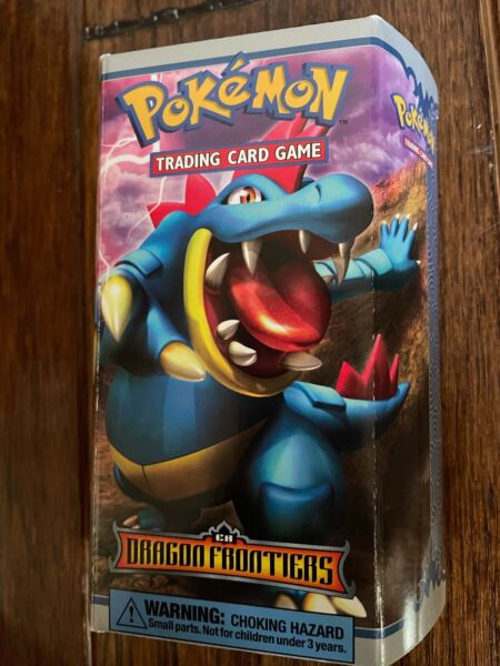 Feraligatr Holo Pokemon Card Dragon Frontiers Delta Species amp; Power Wave Deck