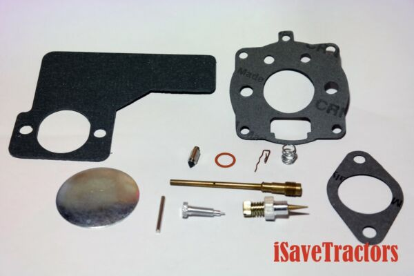 Carburetor Kit for Briggs and Stratton Large Flo Jet Carburetors $10.99