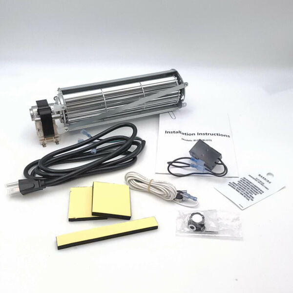 Replacement Fireplace Blower Kit HB RB79 R7 B79