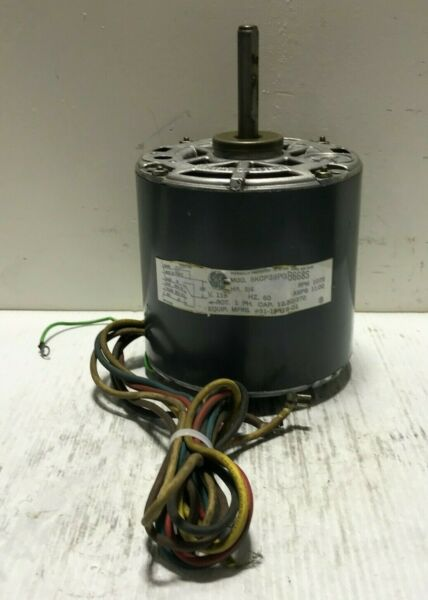 GE Motors 5KCP39PGB668S Furnace Blower Motor 3 4HP 1075RPM 115V 1PH used #MB442 $95.00