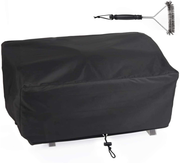 Tabletop Cuisinart Grill Cover Cgg 306 Pit Boss 75275 2 Burner Protector *New*