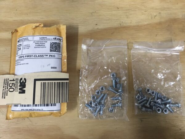Honda Snowblower AUGER SHEAR PINS BOLTS 20 SETS HS1132 HS928 HS828 HS724 HS624