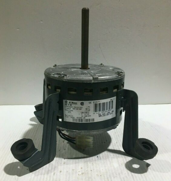 GE 5SME39HL0087 1 2HP Furnace Blower Motor only no module offered used #MC42 $119.00