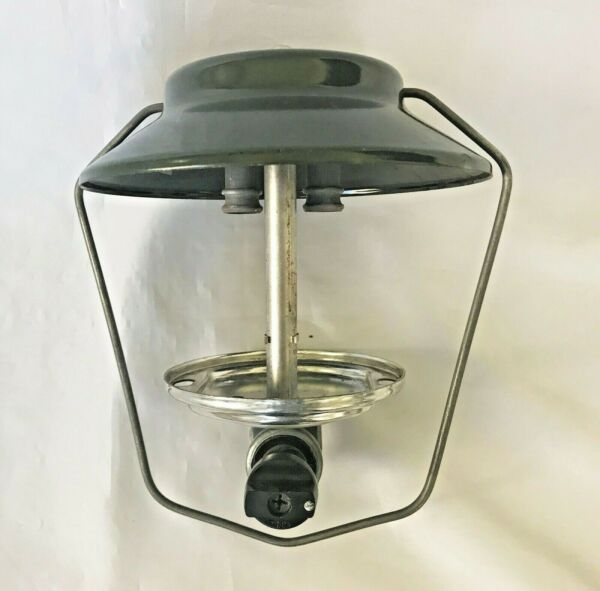 Coleman 2 Mantle Propane Lantern Head No Globe Parts or Repair $4.95