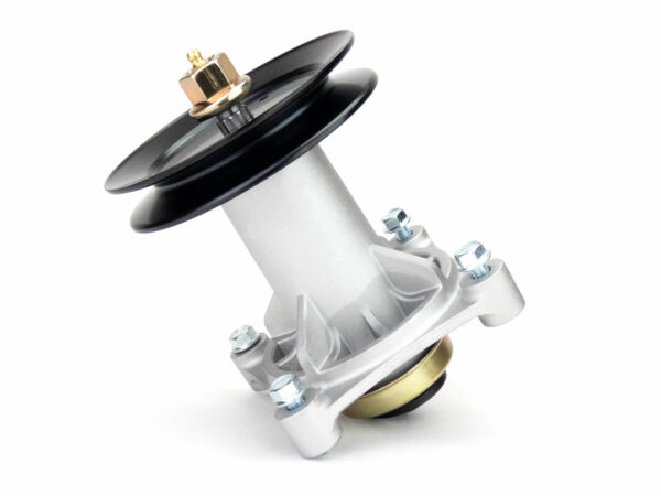 1 Spindle Assembly with Pulley Replaces Ariens Spindle 21546238 21546127