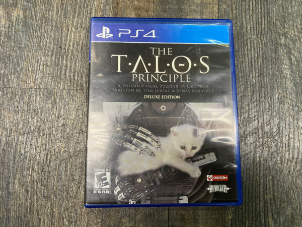 The Talos Principle for the Sony Playstation 4 system $48.89