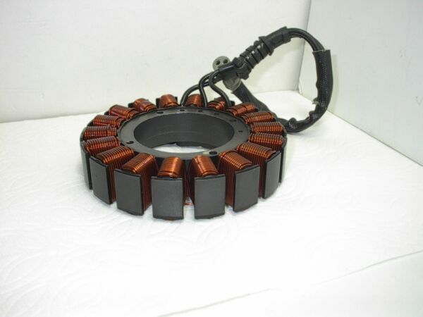 Used Harley Stator Assembly 3 Phase 50 Amp 29987 06D Magneto $50.00