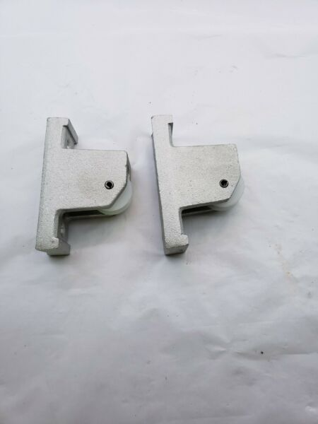 Pulley For Vertical Wall Mount. Flat Or Pole. Lot Of 2 Units. Flags $28.76