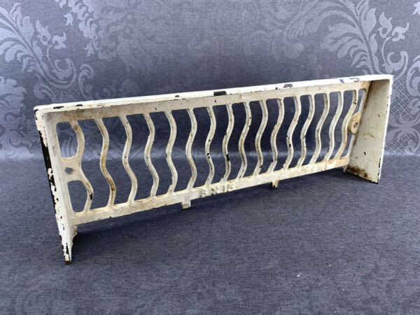 """Vintage Copper Metal Wall Register Vent Grate Cover Heat Wall Air Cover 15.5x6"""" $40.00"""
