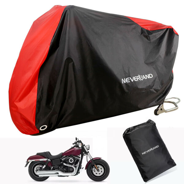 XL Motorcycle Cover Waterproof Protector For Harley Davidson Sportster 1200 883 $19.99