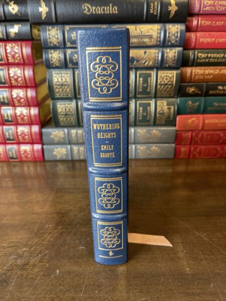 EASTON PRESS quot;WUTHERING HEIGHTSquot; EMILY BRONTE LIMITED AND COLLECTOR#x27;S EDITION $39.99