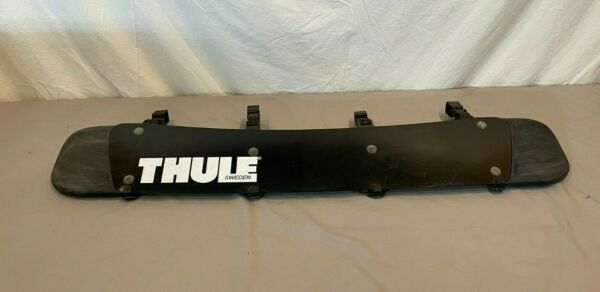 Thule 871XT 38quot; Roof Rack Wind Fairing w Square Crossbar Clips Fast Shipping $59.95