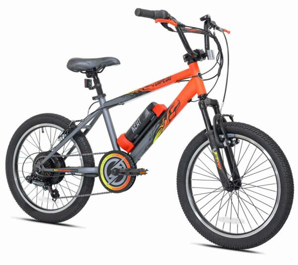 Kent 20 In. Torpedo Outdoor Electric Bike for Kids Cycling 24V Motor Bicycle New $629.97
