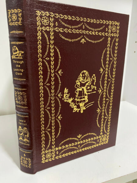 Easton Press Through the Looking Glass by Lewis Carroll $143.10